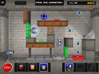 OddBalls game screenshot 10