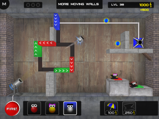 OddBalls game screenshot 2