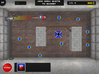OddBalls game screenshot 4