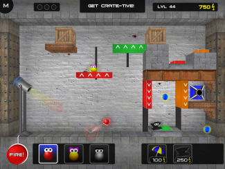 OddBalls game screenshot 5